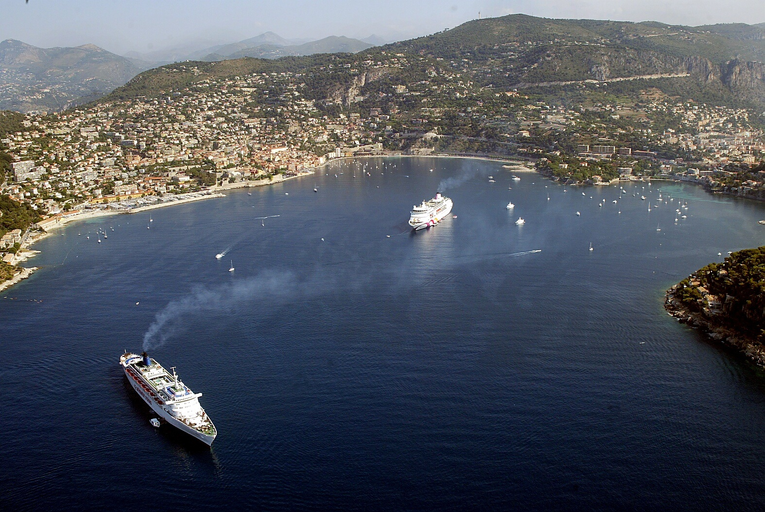 Getting to Villefranche
